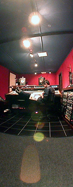 Electrical Audio - the studio where we'll be recording.