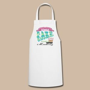 a Party without Cake (apron) - Esiliina