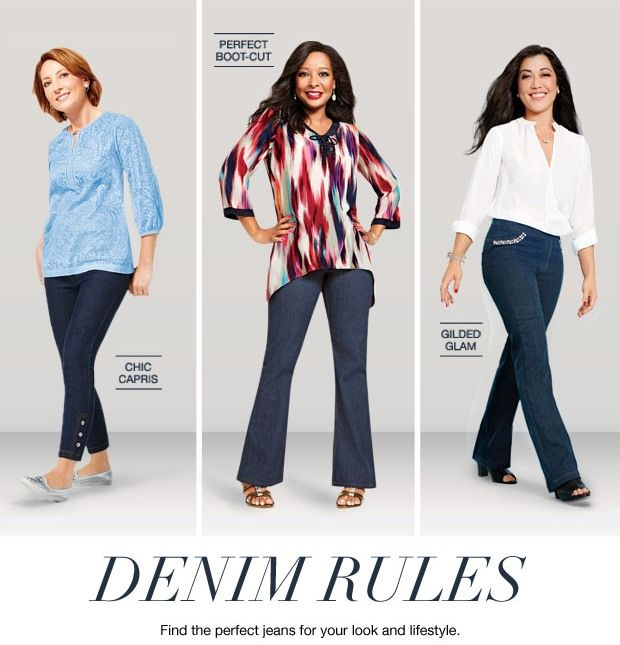 My style is all about my jeans! Spotted 3 pairs of cute jeans in Avon's new denim collection! #AvonRep