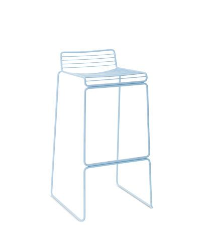 10 / STACKABLE HEE BARSTOOL BY HEE WELLING FOR HAY FROM A R