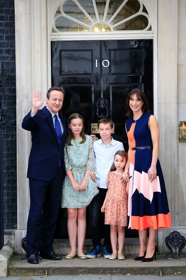Samantha Cameron became a style icon of politics - here are some of her best looks