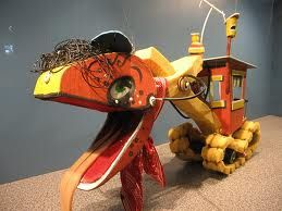 Bill the steam shovel from Mr Squiggle - Google Search