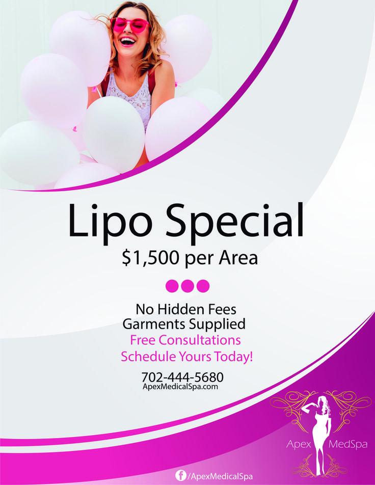 Lipo pricing las vegas liposuction lipo medical spa