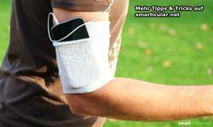 Upcycling für clevere Sportler: das günstige Smartphone-Armband