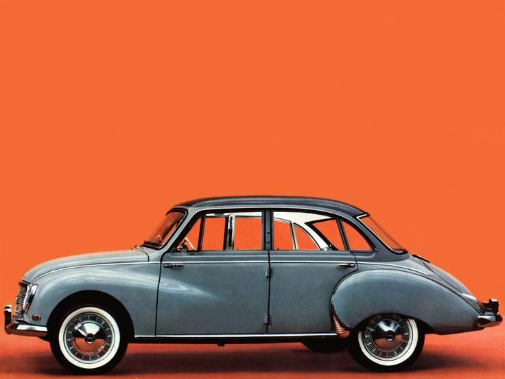 1959–63 Auto Union 1000 S Saloon