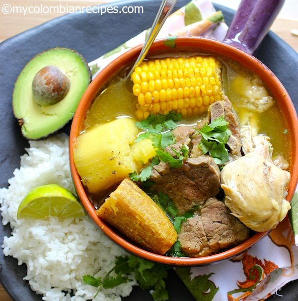 Sancocho Trifásico (Three Meats Sancocho) | My Colombian Recipes