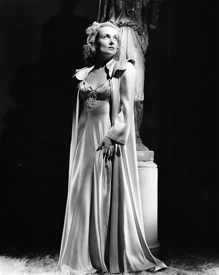 "damsellover: "" Carole Lombard """
