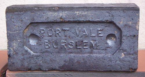 port vale brick