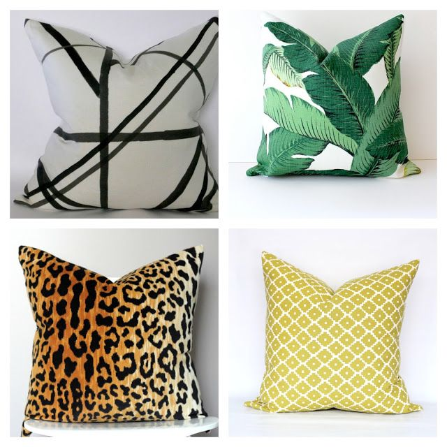Design Indulgence Pillows It Feels Like Home To Me Pinterest Pillows And Room