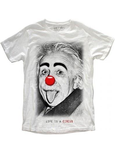 My T-Shirt Einstein Circus