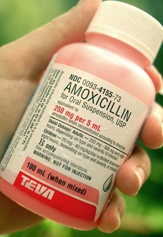 Amoxicillin Dosage For Infants With Ear Infection