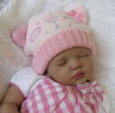 Joannas Nursery~COMPLETELY ADORABLE~ Reborn Baby GIRL~ CIANNE By ROMIE STRYDOM