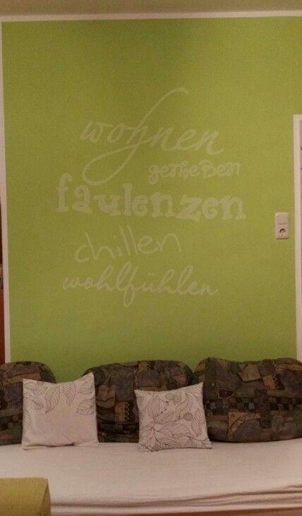 Ein Wohnzimmer zum Wohlfühlen! :)