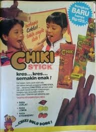 chiki snack