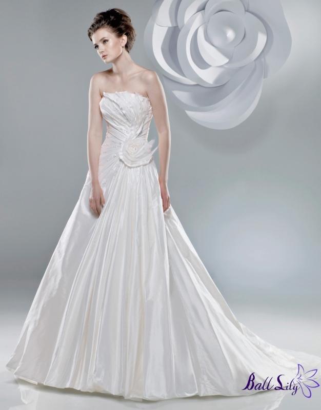 www.balllily.com $259 Anjolique  Wedding Dress  AWD105