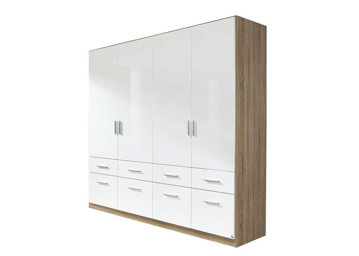 Fresh Kleiderschrank Celle cm Sonoma Wei Buy now at https