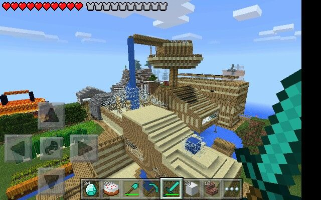 15 best minecraft PE maps images on Pinterest | Minecraft pe, Cards ...