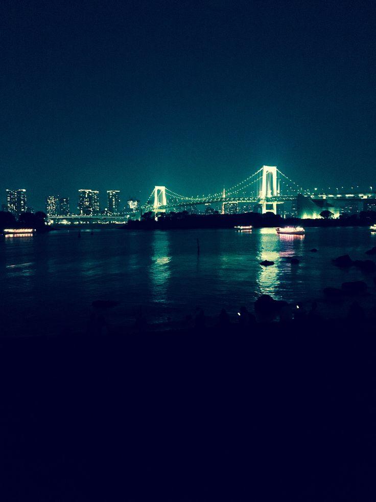 #odaiba #tokyo #statueofLiberty