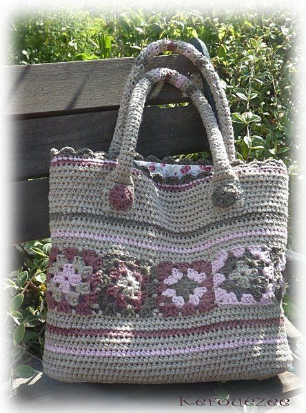 Grannies bag by Kérouézée