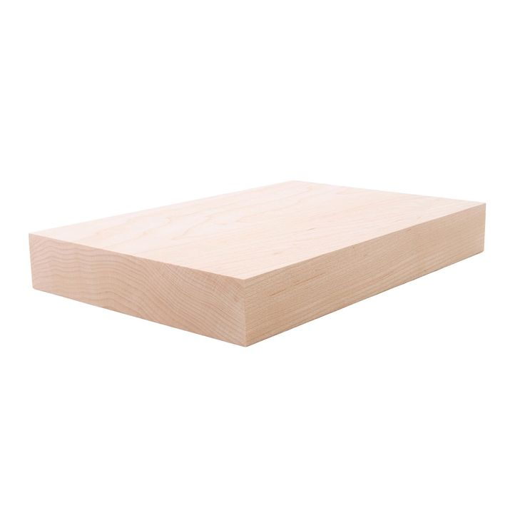 """2x8 (1-1/2"""" x 7-1/2"""") Hard Maple S4S Lumber, Boards, & Flat Stock from Baird Brothers"""