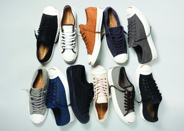 Jack Purcell | 80 Years Later a Legend Evolves.
