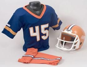 Illinois Fighting Illini Youth Uniform Set - size Small