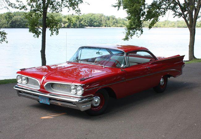 1959 PONTIAC HARDTOP 2 DOOR | Car of the Week: 1959 Pontiac Catalina