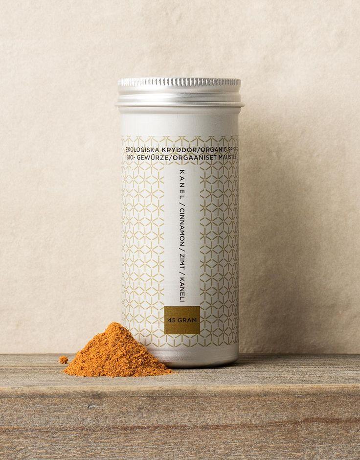 KANEL økologisk krydder | Eatable | Eatable | Kaffe & Te | Home | INDISKA.com