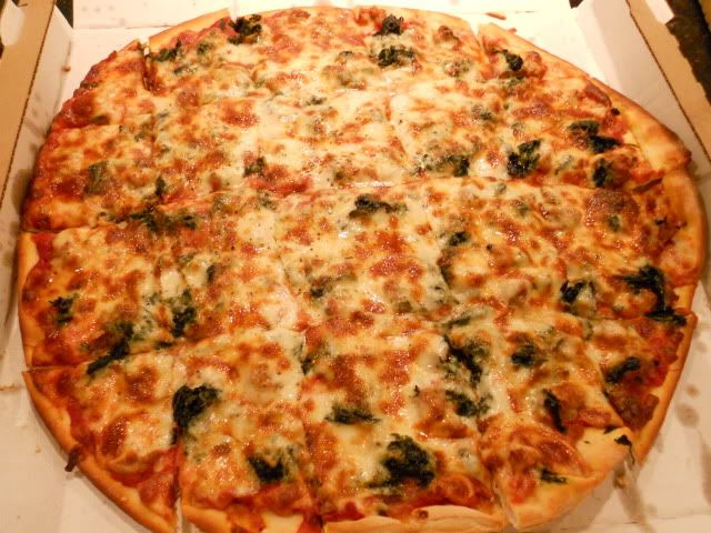 Aurelios Pizza. Absolutely, positively, THE BEST PIZZA in Chicago! Homewood location only!