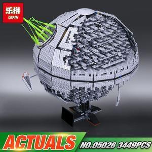 Star Wars Series Death Star II 3449pcs (Lego Model: 10143)                      – Brick Store