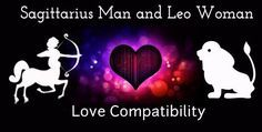 Love Compatibility Sagittarius Man and Leo Woman