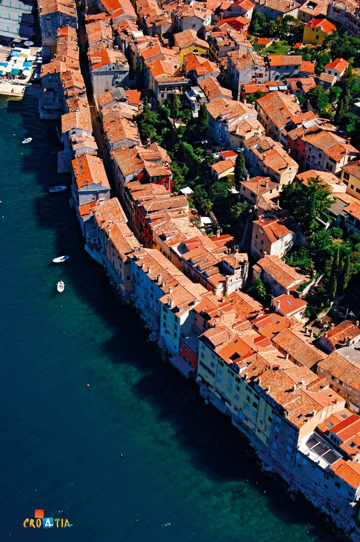 Don t travel read only one page st augustine rovinj croatia - Rovinj Croatia I D Love To Live Here One Day