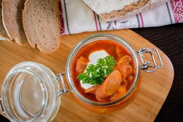 Viedenský zemiakový guláš