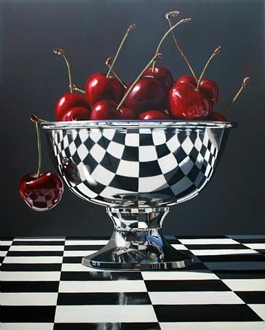 artnet Galleries: Beautiful Bings by Daryl Gortner from Skidmore Contemporary Art