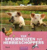 Welke dieren leggen er eieren, hebben de beste neus en zorgen voor melk of wol? Allerlei grappige weetjes over dieren op de boerderij, met kleurenfoto's, ...