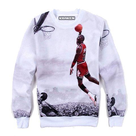 Air Jordan Dunk Sweater | krakenclothingco