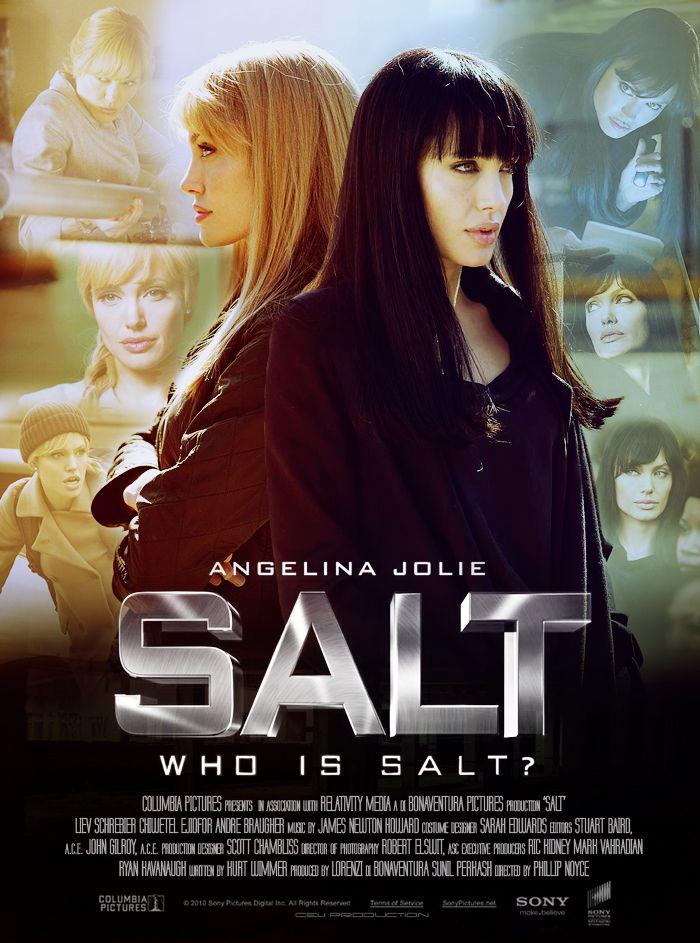 Salt (2010, Phillip Noyce). Seen in January on TV.