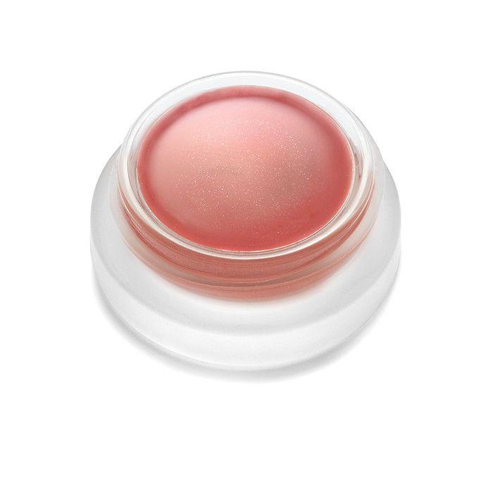 rms beauty Lip Shine bloom fra riverandraven.com. Økologisk læbeshine uden kedelig kemi.
