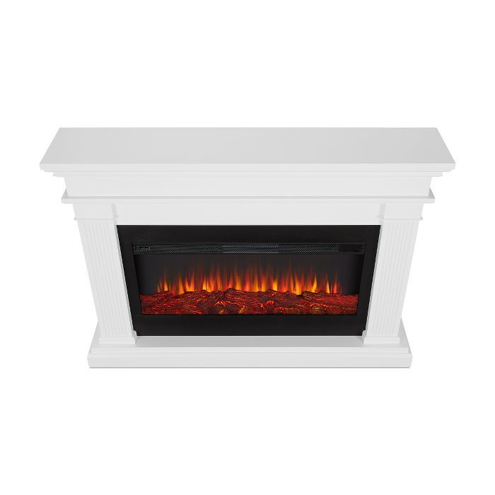 Real Flame Beau Electric Fireplace Electric Fireplace White Electric Fireplace Fireplace Decor