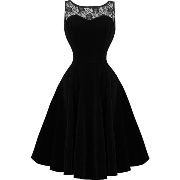 Hearts and Roses London Velvet Romance 1950s Dress Dresses ($59) ❤ liked on Polyvore featuring dresses, vintage prom dresses, heart dress, goth prom dresses, velvet cocktail dress and vintage dresses