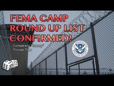 FEMA Camp Documentary August 2016 – Banned by OBAMA – Martial law - Gun confiscation - YouTube