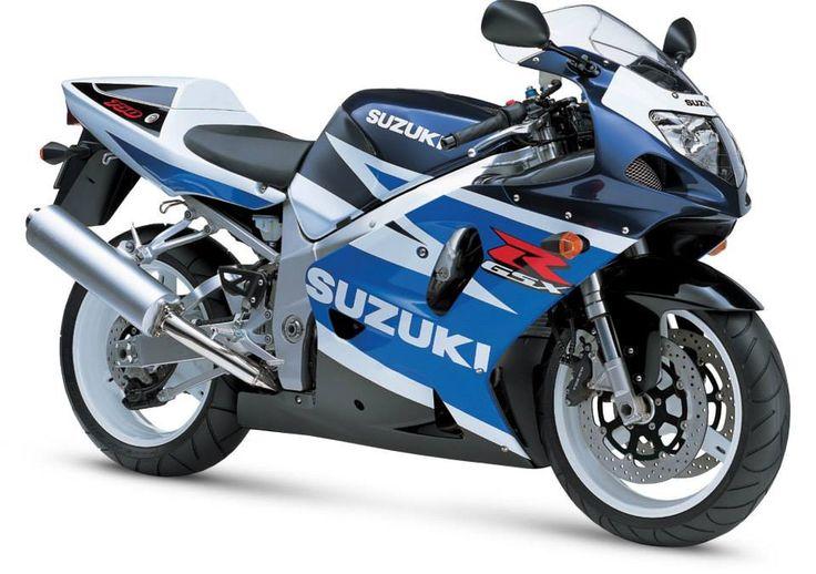 SUZUKI GSX-R750 2003