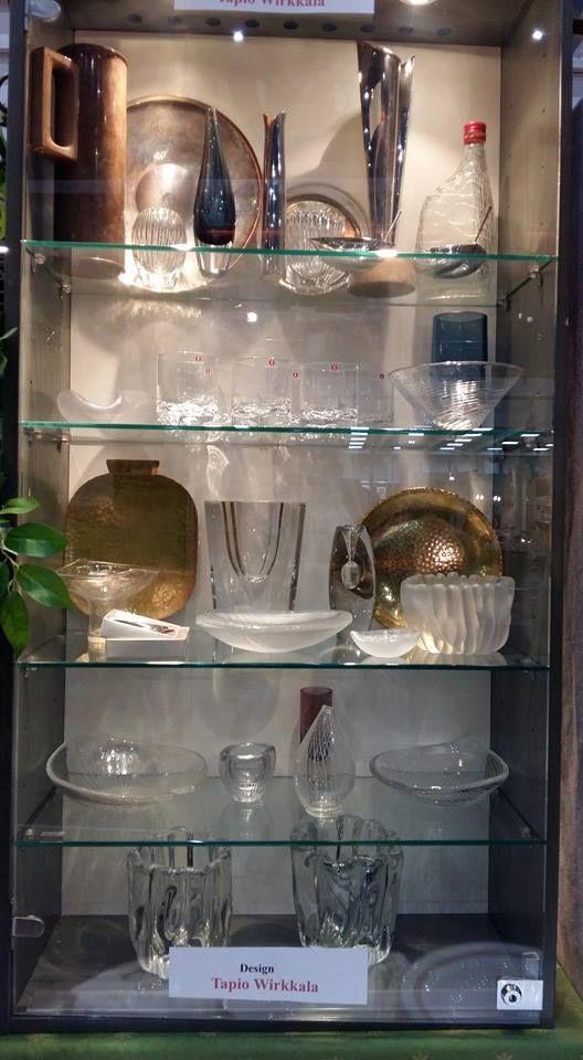 design glass by Tapio Wirkkala