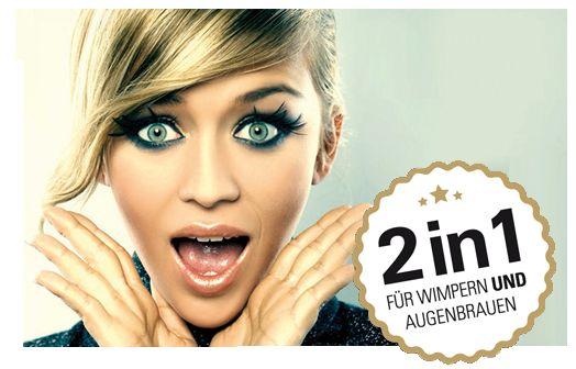100 #Produkttester testen #TOLURE HAIRPLUS, dem Wachstumsbooster für lange Wimpern & dichte Augenbrauen! Zu den Testberichten...