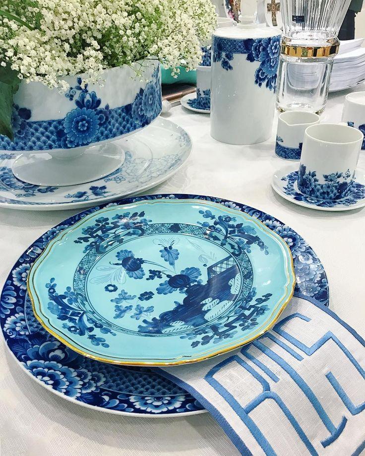 570 best Set the table, set the mood images on Pinterest | Blue toms ...