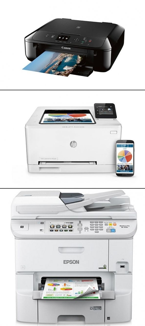 Cut one more cable in your home or office with a printer that connects to your Wi-Fi network. Here's what you need to know about wireless printing along with a look at our top-rated printers that work without wires.