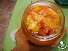 Кабачки по-болгарски на зиму - пошаговый рецепт с фото на Повар.ру