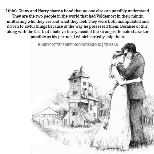 : Harry Ginny, Life, Ginny S Wedding, Weddings, Ship, Harry Potter Wedding, Ginny Weasley, Harry And Ginny Love
