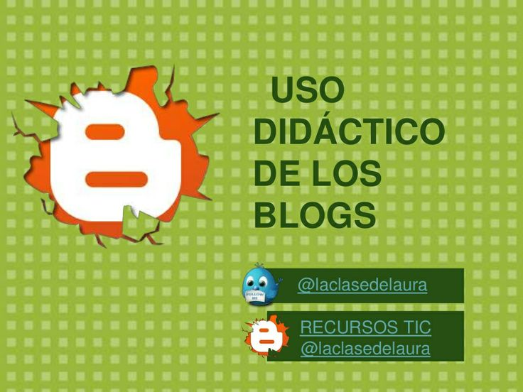 Curso completo uso didáctico de los blogs