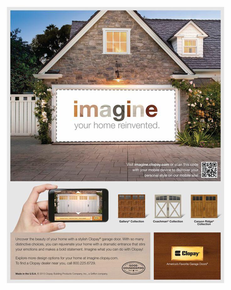 21 Best Clopay Steel Garage Doors Images On Pinterest   Steel Garage, Garage  Doors And Garage Ideas